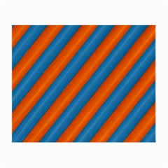 Diagonal Stripes Striped Lines Small Glasses Cloth