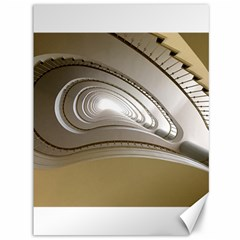Staircase Berlin Architecture Canvas 36  X 48