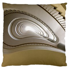 Staircase Berlin Architecture Large Cushion Case (two Sides)