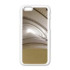 Staircase Berlin Architecture Apple Iphone 6/6s White Enamel Case
