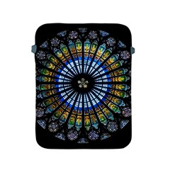 Rose Window Strasbourg Cathedral Apple Ipad 2/3/4 Protective Soft Cases