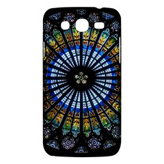 Rose Window Strasbourg Cathedral Samsung Galaxy Mega 5 8 I9152 Hardshell Case  by BangZart