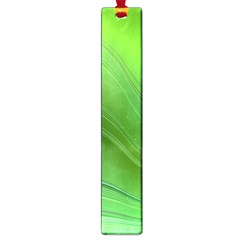 Green Wave Background Abstract Large Book Marks