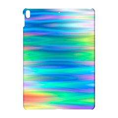 Wave Rainbow Bright Texture Apple Ipad Pro 10 5   Hardshell Case