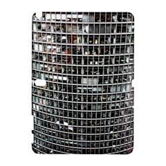 Skyscraper Glass Facade Offices Galaxy Note 1