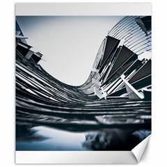 Architecture Modern Skyscraper Canvas 20  X 24   by BangZart