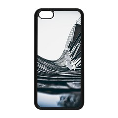 Architecture Modern Skyscraper Apple Iphone 5c Seamless Case (black)