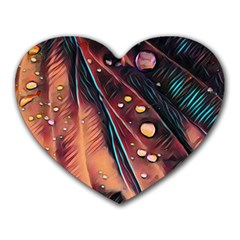 Abstract Wallpaper Images Heart Mousepads