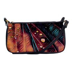 Abstract Wallpaper Images Shoulder Clutch Bags