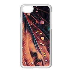 Abstract Wallpaper Images Apple Iphone 8 Seamless Case (white)