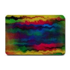 Watercolour Color Background Small Doormat