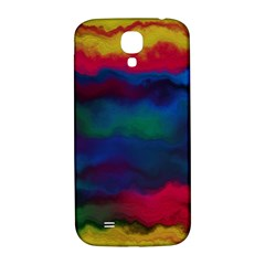 Watercolour Color Background Samsung Galaxy S4 I9500/i9505  Hardshell Back Case