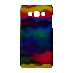 Watercolour Color Background Samsung Galaxy A5 Hardshell Case  by BangZart