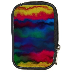 Watercolour Color Background Compact Camera Cases