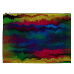 Watercolour Color Background Cosmetic Bag (xxl)