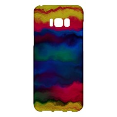Watercolour Color Background Samsung Galaxy S8 Plus Hardshell Case
