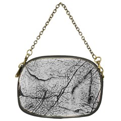 Abstract Background Texture Grey Chain Purses (one Side)