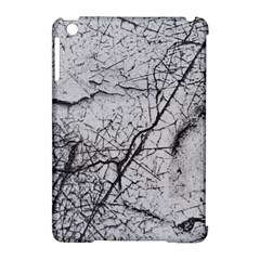Abstract Background Texture Grey Apple Ipad Mini Hardshell Case (compatible With Smart Cover) by BangZart
