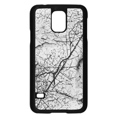 Abstract Background Texture Grey Samsung Galaxy S5 Case (black)