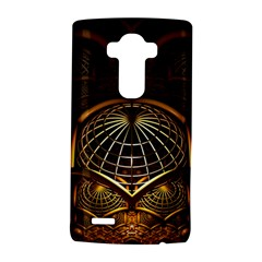 Fractal 3d Render Design Backdrop Lg G4 Hardshell Case by BangZart