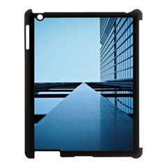 Architecture Modern Building Facade Apple Ipad 3/4 Case (black)