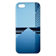 Architecture Modern Building Facade Apple Iphone 5 Premium Hardshell Case