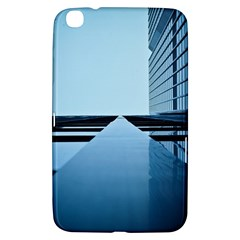 Architecture Modern Building Facade Samsung Galaxy Tab 3 (8 ) T3100 Hardshell Case  by BangZart