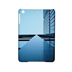 Architecture Modern Building Facade Ipad Mini 2 Hardshell Cases by BangZart