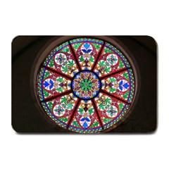 Church Window Window Rosette Plate Mats