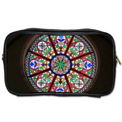 Church Window Window Rosette Toiletries Bags