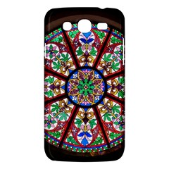 Church Window Window Rosette Samsung Galaxy Mega 5 8 I9152 Hardshell Case