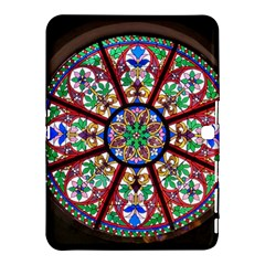 Church Window Window Rosette Samsung Galaxy Tab 4 (10 1 ) Hardshell Case
