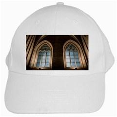 Church Window Church White Cap