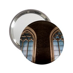 Church Window Church 2 25  Handbag Mirrors