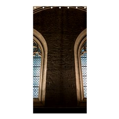 Church Window Church Shower Curtain 36  X 72  (stall)  by BangZart