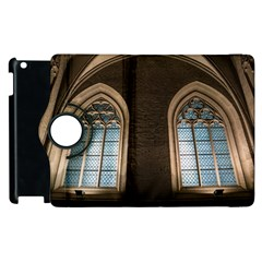 Church Window Church Apple Ipad 3/4 Flip 360 Case by BangZart