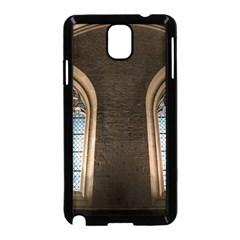 Church Window Church Samsung Galaxy Note 3 Neo Hardshell Case (black)