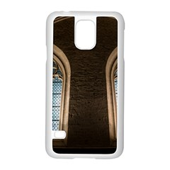 Church Window Church Samsung Galaxy S5 Case (white)