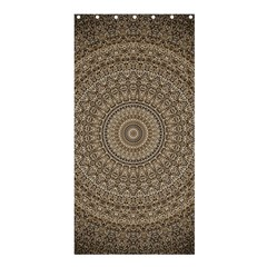 Background Mandala Shower Curtain 36  X 72  (stall)  by BangZart