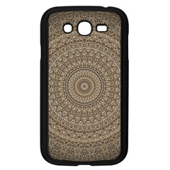 Background Mandala Samsung Galaxy Grand Duos I9082 Case (black)