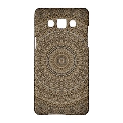 Background Mandala Samsung Galaxy A5 Hardshell Case  by BangZart