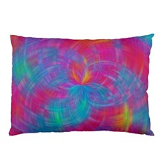 Abstract Fantastic Fractal Gradient Pillow Case