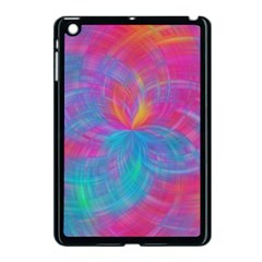 Abstract Fantastic Fractal Gradient Apple Ipad Mini Case (black)