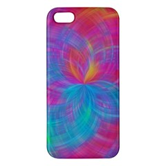 Abstract Fantastic Fractal Gradient Iphone 5s/ Se Premium Hardshell Case