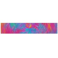 Abstract Fantastic Fractal Gradient Large Flano Scarf