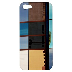 Glass Facade Colorful Architecture Apple Iphone 5 Hardshell Case