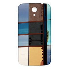 Glass Facade Colorful Architecture Samsung Galaxy Mega I9200 Hardshell Back Case