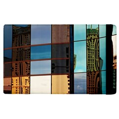 Glass Facade Colorful Architecture Apple Ipad Pro 9 7   Flip Case by BangZart