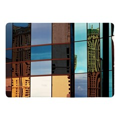 Glass Facade Colorful Architecture Apple Ipad Pro 10 5   Flip Case