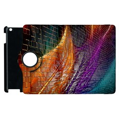 Graphics Imagination The Background Apple Ipad 3/4 Flip 360 Case